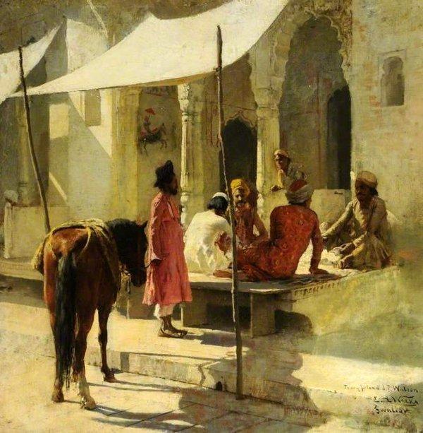 An Indian Messenger