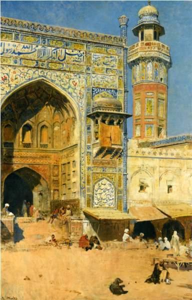 Jumma Musjed, Lahore, India