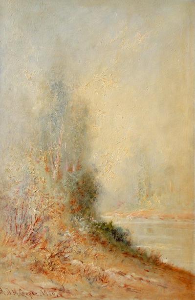 Landscape (courtesy of Mr. Edward Peterson)