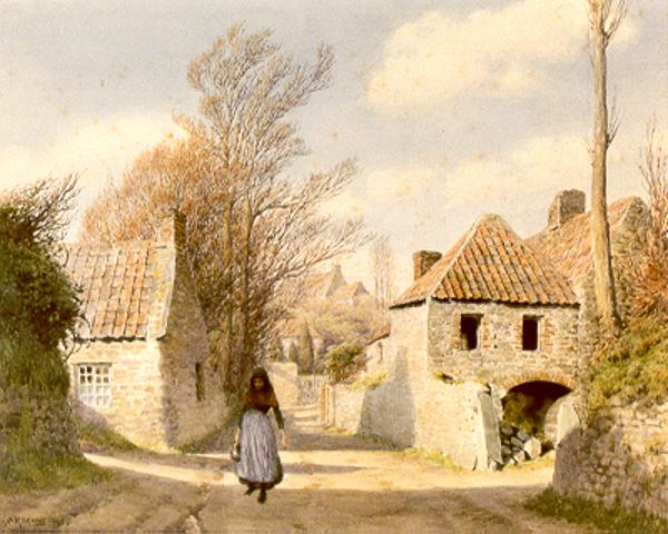 Moulin Huet, Guernsey