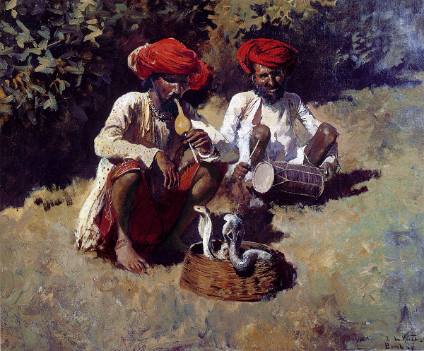 The Snake Charmers, Bombay