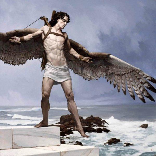 Triumph Of Icarus