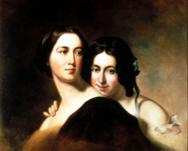 Blanche And Rosalie Sully
