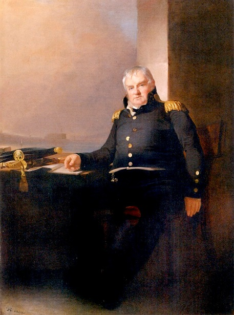 Colonel Jonathan Williams