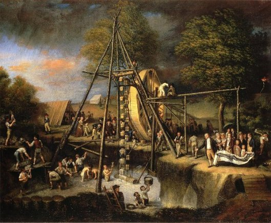 Exhumation Of The Mastadon