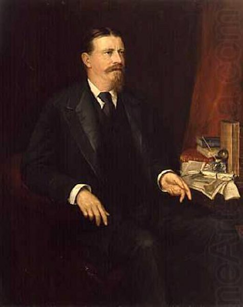 Governor William Rush Merriam