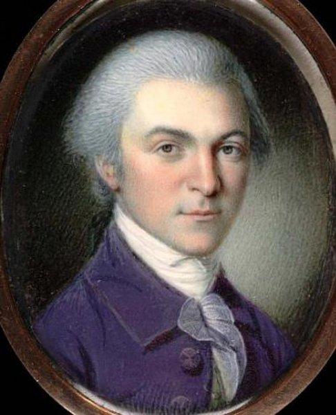 Le Duc de Liancourt (François Alexandre Frédéric, duc de la Rochefoucauld-Liancourt)