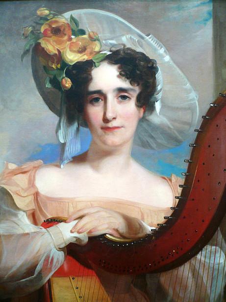Mademoiselle Adéle Sigoine