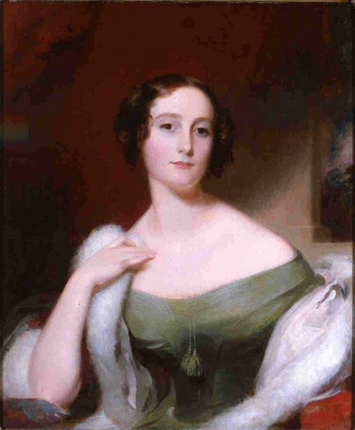 Martha Wade Young (Mrs. Benjamin Young)