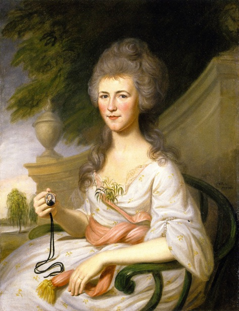 Mrs. John O' Donnell (Sarah Chew Elliott)