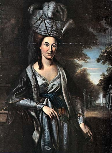 Mrs. Robert Morris (Mary White)