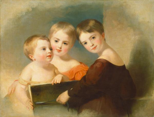 The Vanderkemp Children