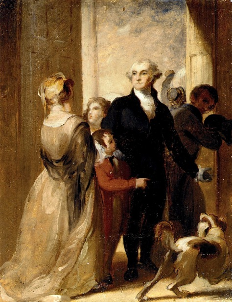 Washington Family